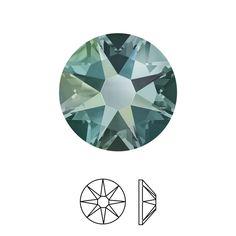 Xirius Rose No Hotfix Swarovski Black Diamond Shimmer Jewelry Making Supplies, Black Diamond, Gemstone Beads, Swarovski Crystals, Glass Beads, Palette, Gemstones, Pearls, Rose