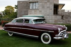 1952 Hudson Hornet 4-Door Sedan Maintenance of old vehicles: the material for new cogs/casters/gears could be cast polyamide which I (Cast polyamide) can produce