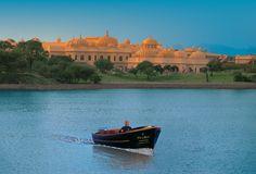 Oberoi Hotel, Udaipur @ India