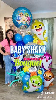 Balloon Crafts, Birthday Balloon Decorations, Balloon Gift, Birthday Balloons, Princess Birthday Centerpieces, Balloon Surprise, Birthday Party Decorations, 2nd Birthday Party For Girl, Birthday Party Themes
