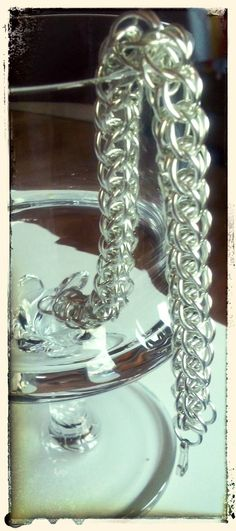 a chainmaille by Zuzka´s workshop