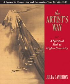 The Artist's Way - This book has been repeatedly recommended to me by people I respect. It's known for its practical and effective exercises (which I love), as well as for having the tendency to dwell in the so-called divine (which I don't love so much). I'd like to give it a try when my physical health is under control.