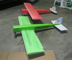 Build Classic R/C Airplanes With New Methods