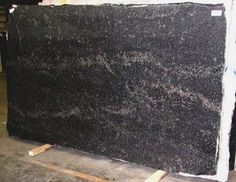 Black Amethyst granite slabs