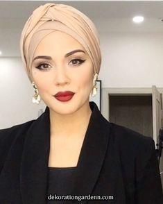 Tutoriel Simple et Facile Pour Faire Un Hijab Chic et