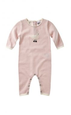 Knitted Growsuit - Purebaby
