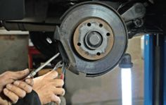 Do You Need to Replace All Four Brake Pads at Once? Call our ASE Certified technicians at Auto & Fleet Mechanic for more information about the brakes. Mopar, Garage Repair, Car Repair, Vehicle Repair, Brake Service, Mechanic Shop, Auto Mechanic, Mechanic Automotive, Car Cost