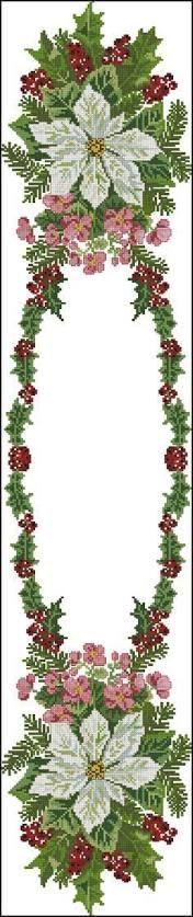 Resultado de imagen para rosas ponto cruz graficos gratis