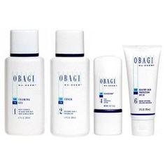 Obagi Nu-Derm Maintenance Kit 4 by Obagi. $140.98. Obagi Nu-Derm Maintenance Kit of 4 for Oily Skin. Obagi Nu-Derm Maintenance Kit of 4 for Oily Skin