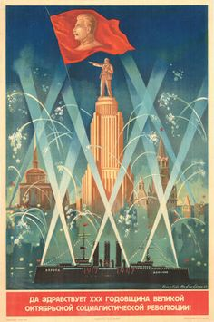 4 | 13 Striking Soviet Propaganda Posters You Can Hang On Your Wall | Co.Design | business + design