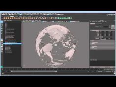 Files used: http://areadownloads.autodesk.com/wdm/maya/htm_MASH_workflow.zip This tutorial shows you how to create a rotating HUD element and fix it to follo...