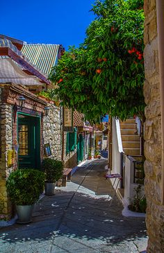 Omodos Alley , Cyprus !!!Flickr - Photo Sharing!