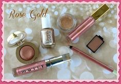 Makeup Wars: The Best Rose Gold Beauty Products! Prime Beauty Blog