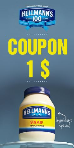 Save My Money, Online Coupons, Happy Year, Le Web, Mayonnaise, Quebec, Easy Homemade Bread, Food, Cooking Food