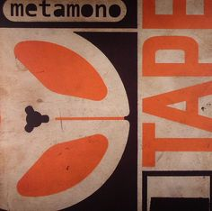 METAMONO - Tape EP (Front Cover)