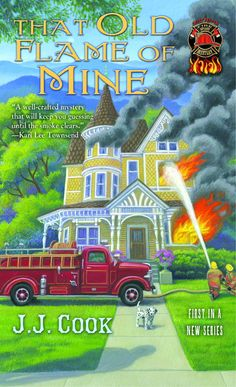 Paula Ratcliffe's book review features That Old Flame of Mine by J. J. Cook.