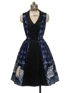Model Show  (blouse: TP00167, petticoat: UN00026)