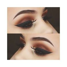 Simple Eye Makeup For Goth Styles