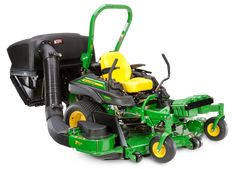 Commercial Mowing | ZTrak™ Z930M Zero-Turn Mowers | John Deere US