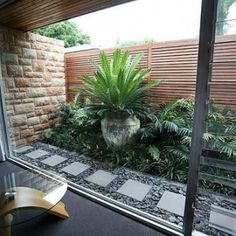 small backyard landscaping australia - Google Search