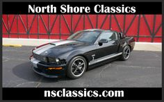 Used 2007 Ford Mustang -SHELBY GT 350 - NUMBER 33 OF 2875- LOW MILES- SEE VIDEO | Mundelein, IL