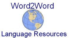 Word2Word: Use online dictionaries in students' native languages to help build vocabulary and background knowledge. Word2Word is a syndication of multiple language dictionaries (not all are compatible with screen readers).