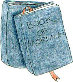 book of mormon activities