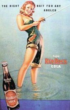 A female angler with plenty of bottle.