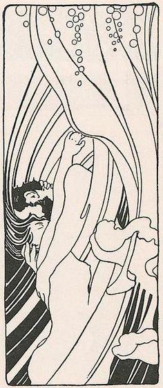 Alfred Roller, Ver Sacrum, 1900