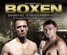Im Hauptkampf des Abends verteidigt Jürgen Brähmer die WBA-Weltmeisterschaft im Halbschwergewicht gegen Konni Konrad.