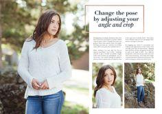 Body Language V2 Portrait Posing Video & PDF Guide by Holli True