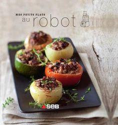 Mes petits plats au robot