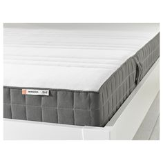 Find the IKEA foam or latex mattress that's right for you. Our foam and latex mattresses mold to the contours of your body for personalized support. Latex Mattress, Mattress Pad, Mattress Covers, Foam Mattress, Ikea Queen Mattress, Ikea France, Mousse Polyuréthane, Bed Base, Polyurethane Foam