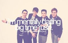 Im mentally dating themm... Yes