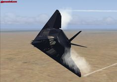 F-117A Stealth Fighter | 117A Stealth Fighter - Screenshots - 12 of 15 - GamersHell.com