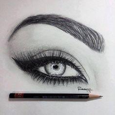 Disegno occhi