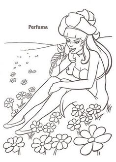 She Ra Coloring page Coloring sheets Coloring pages