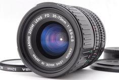 [Near MINT]Canon New FD 35-70mm f/3.5-4.5 Macro Zoom Lens from Japan #57-1132996 #Canon