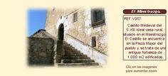 El Maestrazgo castillo en venta ideal casa rural morella castellón http://www.lancoisdoval.es/castillos-en-venta.html