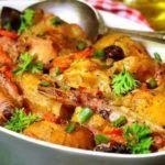 Carne, Chicken, Food, Rabbit Recipes, Mustard, Cooking, Finger Foods, Travel, Meal