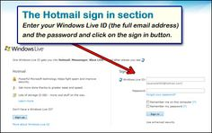 Hotmail is now Outlook, how to get an account? We hace the answer! It's very easy to do. Sign in Hotmail is fast and simple! http://signin-outlook.com