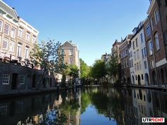 Oude gracht (Old canal) #Utrecht Beautiful right?