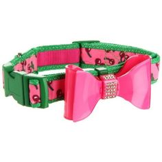 Poetic Paws Doll Dog Collars,Pink,Small $19.95 @Amazon