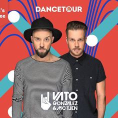 Dancetour Lelystad: @vatogonzalez & MC Tjen zijn erbij! 🔥 #dancetour #lelystad #hemelvaart #itsfree