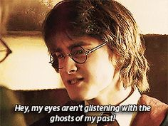 22 Times When Harry Potter's Bitch Face Was Better Than Yours