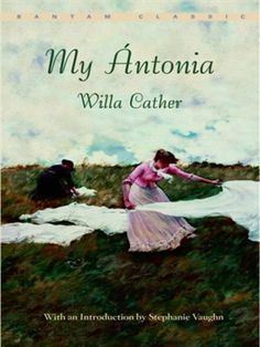 In this powerful and astonishing novel, Willa Cather created one of the most winning yet thoroughly convincing heroines in American fiction. Antonia Shimerda, the daughter of Bohemian immigrants, not only survives her father's suicide, poverty, and a failed romance, she triumphs with high spirits.