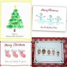 Read more about Homemade Christmas Cards Creative Christmas Cards, Homemade Christmas Cards, Christmas Crafts For Kids, Xmas Cards, Holiday Cards, Christmas Decorations, Stick Christmas Tree, Merry Little Christmas, Christmas Tag