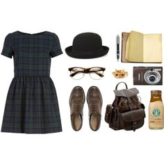 """""""Frappuccino"""" by hanye on Polyvore"""