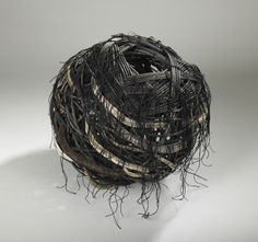 FLOAT:  Shannon Weber, Oregon woven and stitched sea palm kelp, willow