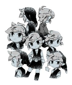 Toon Link by 徳浦@1/28東5ホールた43a (@tokuura)   Twitter